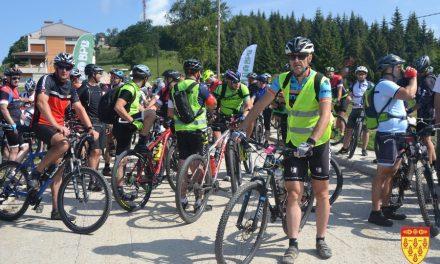 """На 1 и 2 јуни – трето издание на велосипедско-планинарскиот фестивал """"Осоговска авантура"""""""