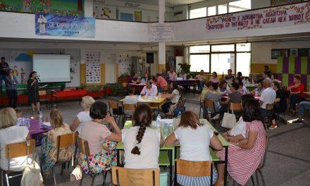 Се одржа втората сесија од Форумот во заедницата во Кочани