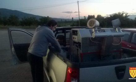 На 26 и 27 јуни – прскање против комарци во Кочанско