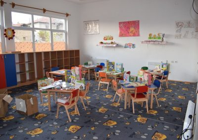 1. Centar za ran detski razvoj. Trkanje