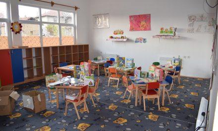 Од септември – Центар за ран детски развој во Тркање