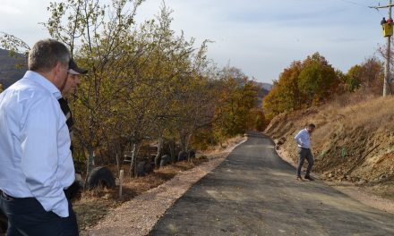Општина Кочани ќе гради нови локални патишта во руралните места