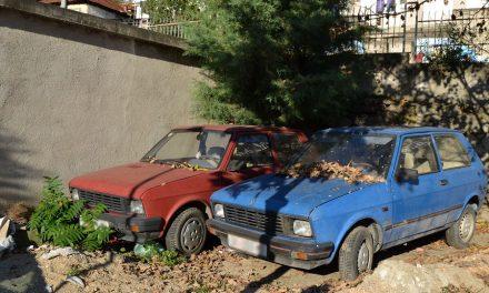 Акција за отстранување на хаварисаните возила од јавно-прометните површини