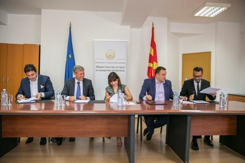 Потпишан договорот за нова детска градинка во Кочани