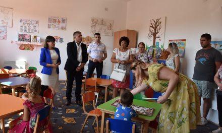 Центарот за ран детски развој во Тркање започнува со работа од 1 септември
