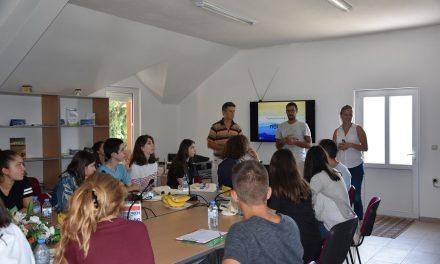 На Пониква – Младински камп за одржливост