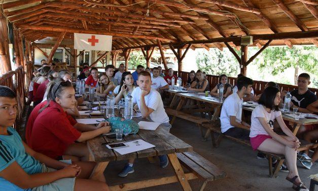 Младинско-едукативен камп за подготвеност и дејствување при катастрофи