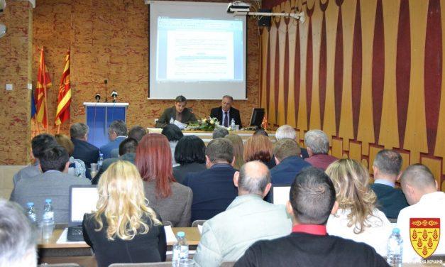 На 15 август 2019 година Советот на Општина Кочани ќе ја одржи 28 седница