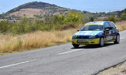 На патеката кон Пониква се возеше ридско-брзинската трка од Државниот шампионат во автомобилизам