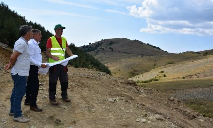Завршуваат теренските истражни работи за браната на Арамиска Чешма