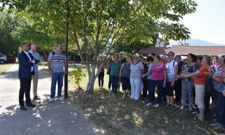 Земјоделки од Словенија во посета на Кочани