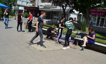 """""""Младите можат"""" со завршница на проектот """"Младински локални иницијативи"""""""