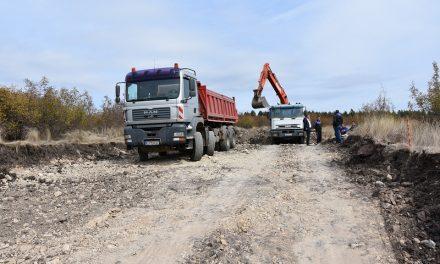 Со пробивање улици во Лесна индустрија – овозможен пристап до продадени градежни парцели