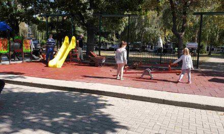 Во тек се јавните набавки за изградба и оградување на спортски и на детски игралишта