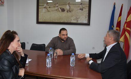 Градоначалникот Илијев со поддршка на граѓанските иницијативи за чист воздух