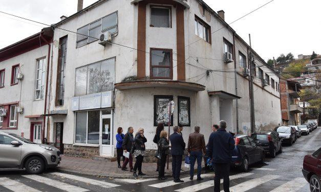 Почнува реконструкцијата и адаптацијата на Мултикултурниот центар во Кочани