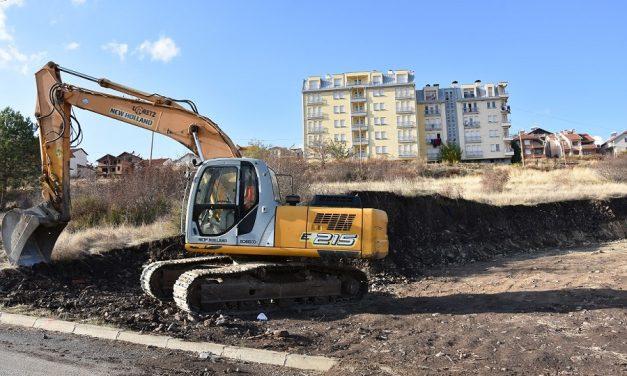 Почна уредувањето на градежното земјиште за новата детска градинка во Кочани
