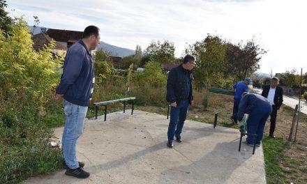 Урбаната опрема во Кочани на удар на уништувачите