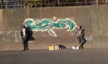 Општина Кочани со поддршка на урбаната уметност