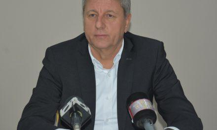 Новогодишна честитка од градоначалникот на Општина Кочани Николчо Илијев