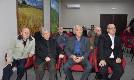Градоначалникот Илијев на работна средба со пензионерите