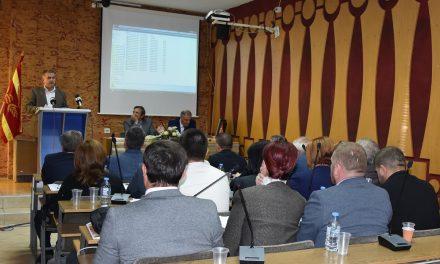 За 26 декември 2019 година – закажана 34. седница на Советот на Општина Кочани