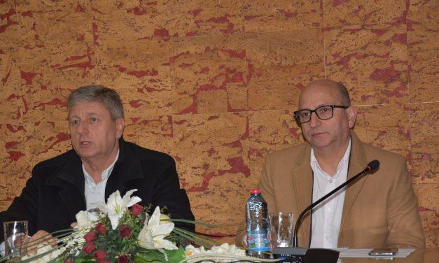 Средба на оризопроизводителите од Кочанско со министерот за земјоделство Трајан Димковски