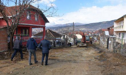 Почна изградбата на улици во пет населени места во Кочанско