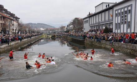 Прославен празникот Богојавление-Водици во Кочани