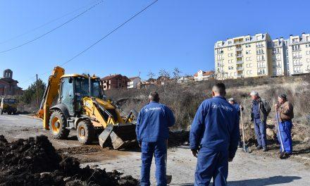 Завршува уредувањето на градежното земјиште за новата детска градинка во Кочани