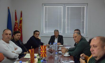 Општинскиот штаб за заштита и спасување во Кочани со превентивни мерки против коронавирусот