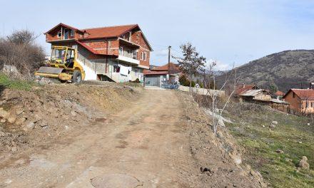 Почна изградбата на три улици од Проектот за подобрување на општинските услуги