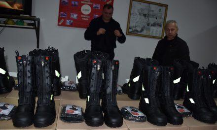 Кочанската Територијална противпожарна единица доби нова интервентна опрема