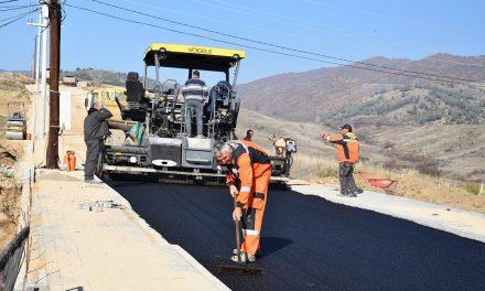 Реконструкција на седум улици во градот Кочани