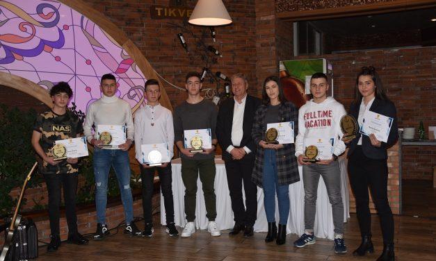 Доделени признанијата за најуспешните во спортот во Кочани за 2019 година