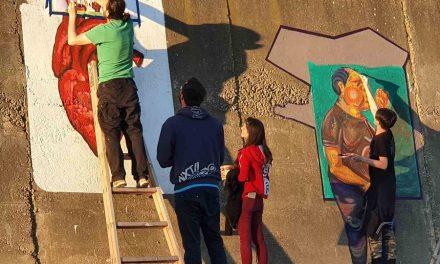 ЈАВЕН ПОВИК за цртање на мурали и графити на јавен простор на подрачјето на Општина Кочани
