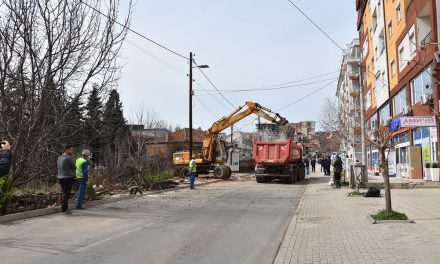 """В петок и сабота – изменет сообраќаен режим на улицата """"Стево Теодосиевски"""""""