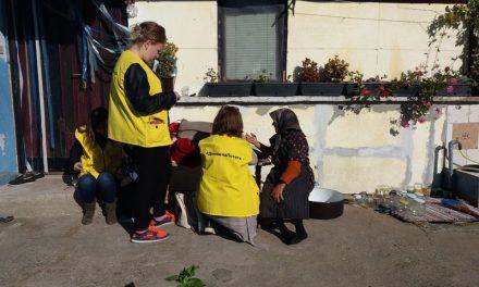 Поддршка за набавка на лекови и прехранбени производи од Мобилниот сервис за домашна посета и Општина Кочани