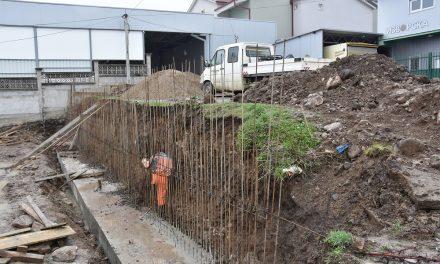 Се градат две улици во зоната Лесна индустрија