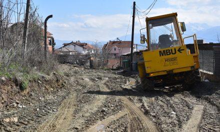 Почнува реконструкцијата на седум улици во Кочани