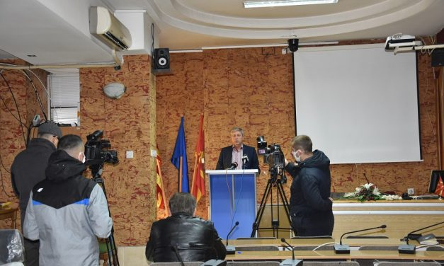 Градоначалникот Илијев повика на најстрого почитување на мерките за заштита од коронавирусот