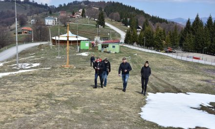 Воведување во работите за реконструкција на ски-лифтовите на Пониква