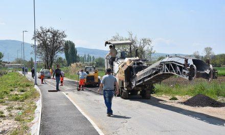 Поради градежни активности – времен прекин на сообраќајот кон Подлог