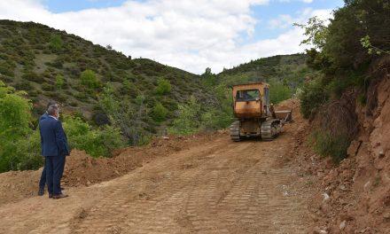 Продолжува изградбата на патот Оризари – Добра Вода