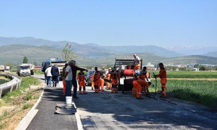 Се асфалтира патот од Подлог до Мојанци