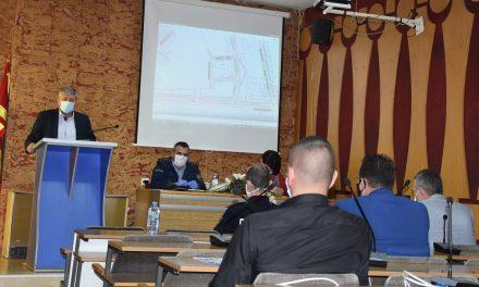 Стручна расправа за нови сообраќајни решенија и паркирање во централното градско подрачје на Кочани