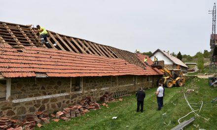 Почна реконструкцијата на планинарскиот дом на Пониква