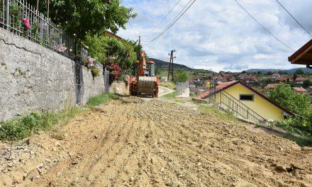 """Изградба на улицата """"7 Септември"""", реконструкција на два крака од """"Стамен Манов"""""""