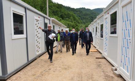 Напредува изградбата на браната Речани – еден од најзначајните објекти за Кочанскиот Регион