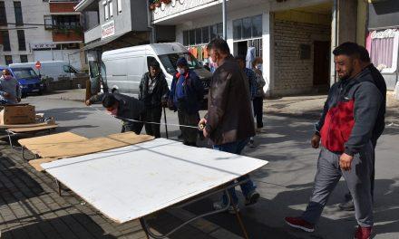 Градскиот пазар во Кочани – со мерки за безбедност и заштита од коронавирусот